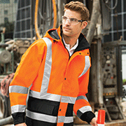 Custom High Visibility Workwear Uniforms