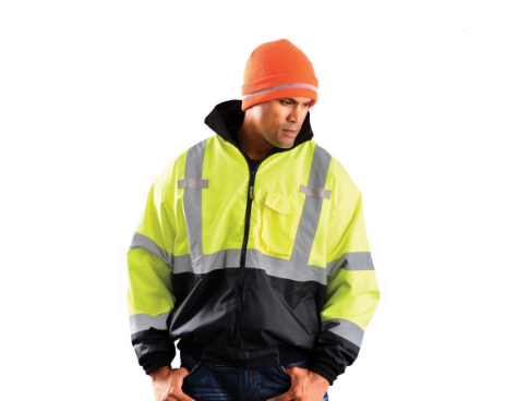Hi Vis Apparel & Safety Gear with Custom Embroidered Logo