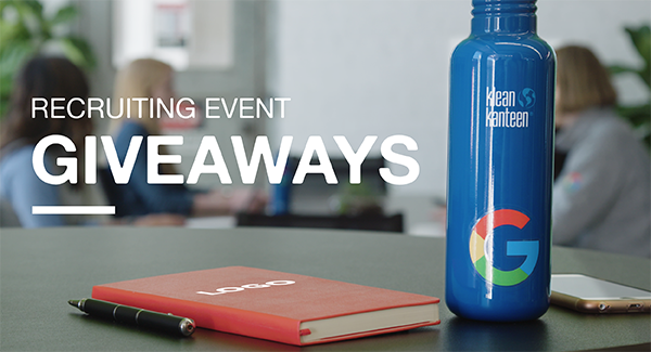 Recruiting Event Giveaways Buyers Guide   Recruitment Promo