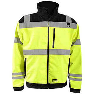 Custom Hi-Vis Outerwear for Men