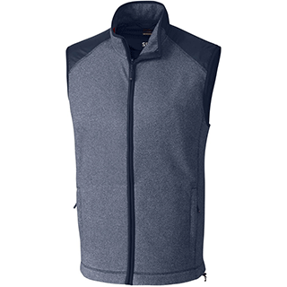Custom Men's Fleece Vest