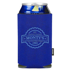 KOOZIE Blue Collapsible Can Cooler