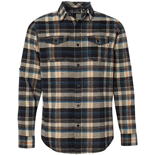 Custom Casual Flannel Shirts for Men
