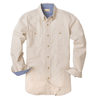 Custom Long Sleeve Casual Shirts for Men
