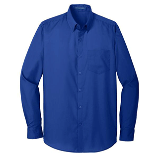 Custom Poplin Dress Shirts for Men