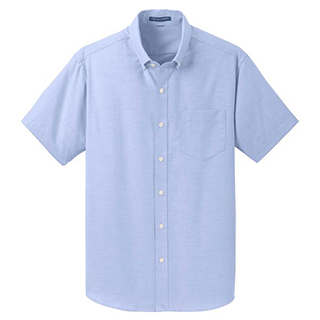 Custom Short Sleeve Dress Shirts for Men