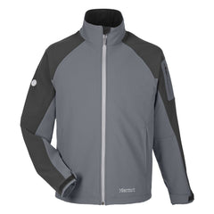 Marmot Men's Cinder Dark Granite Gravity Softshell Jacket