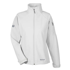 Marmot Women's Glacier Grey Gravity Softshell Jacket