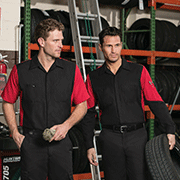 Custom Mechanic Work Shirt Uniforms