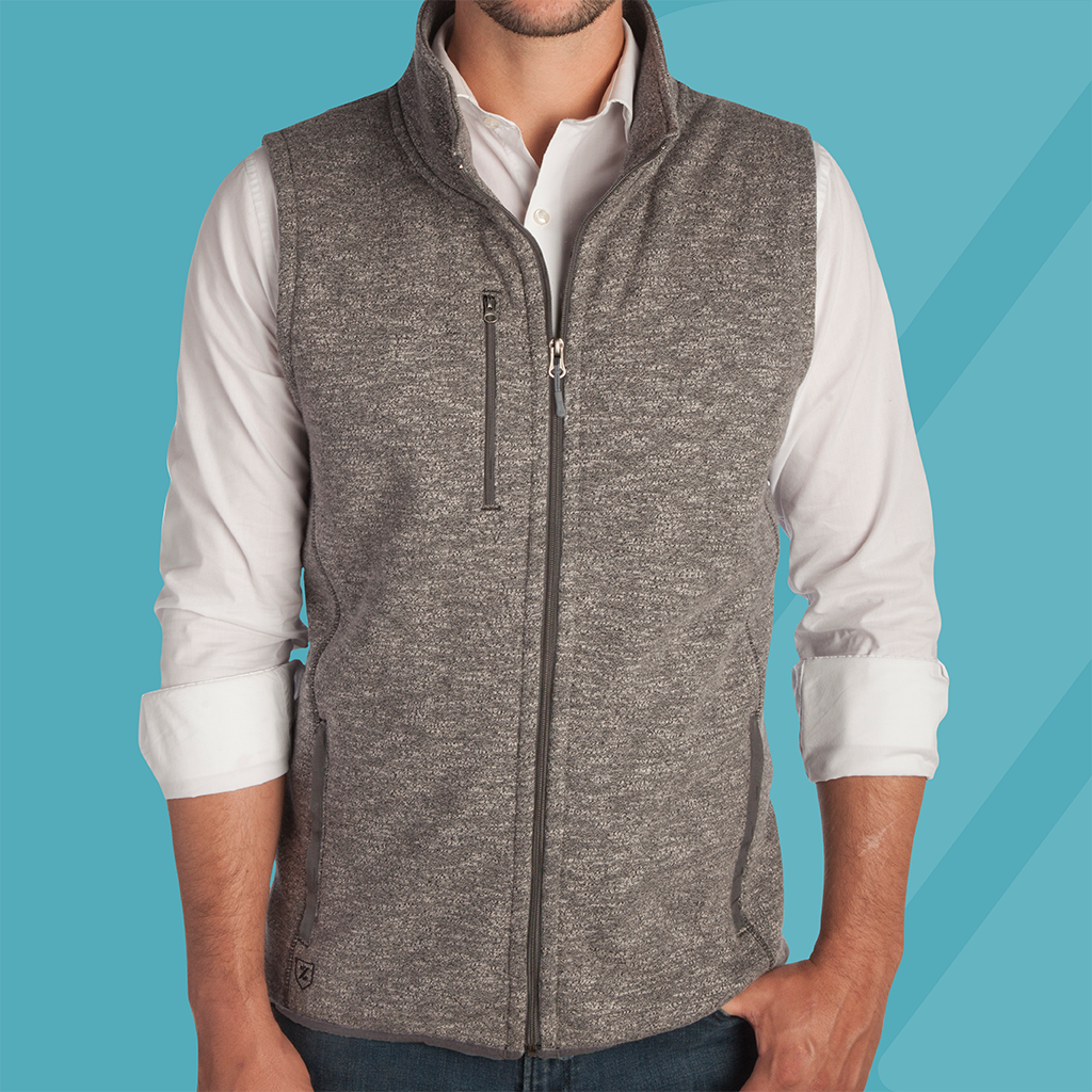 Zusa Vests for Men