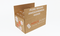 Merchology Shipping Box