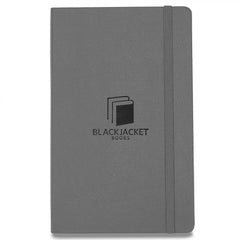 Moleskine Slate Grey Hard Cover Ruled Large Notebook 5 x 8.25