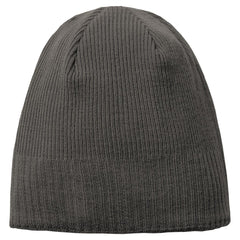New Era Slate Grey Knit Beanie