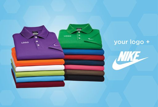 Descortés interfaz Calendario  Custom Logo Nike Apparel & Accessories Guide | Nike Corporate Apparel