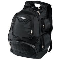 OGIO Black Metro Backpack
