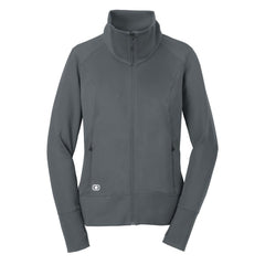 OGIO Custom Athleisure Full Zip Sweatshirt for Women