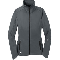 OGIO Women's Gear Grey Endurance Crux Soft Shell
