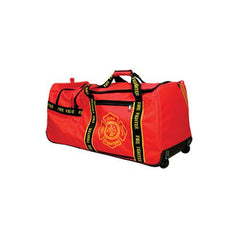 OccuNomix Red Large Gear Bag with Wheels