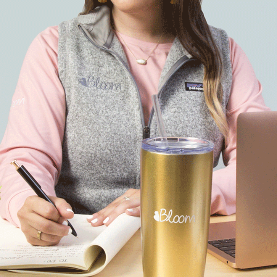 Work From Home Essentials + Your Company Logo
