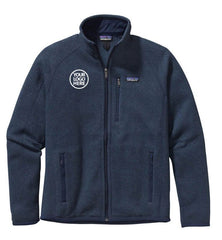 Patagonia Men's Classic Navy Better Sweater Jacket