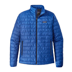Patagonia Men's Viking Blue Nano Puff Jacket