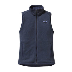 Patagonia Women's Classic Navy Better Sweater Vest