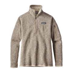 Patagonia Women's Pelican Better Sweater Quarter Zip