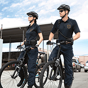 Custom Police and Firefighter Work Uniforms