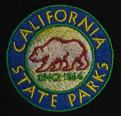 STITCH OUT FOR CALIFORNIA STATE PARKS