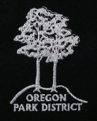 Oregon State Park District Embroidered Logo