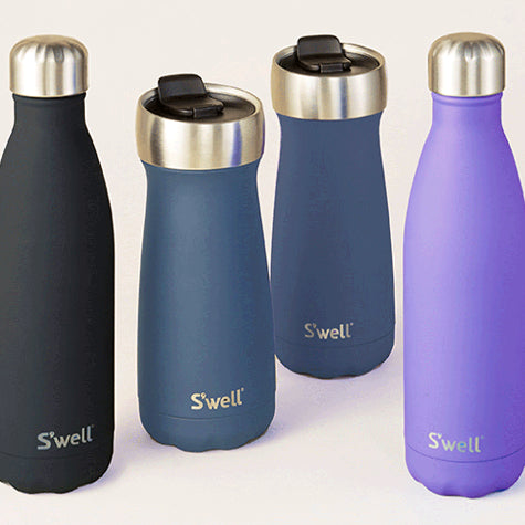 From S'well insulated water bottles to custom S'well tumblers, find the perfect piece for your company's holiday gift