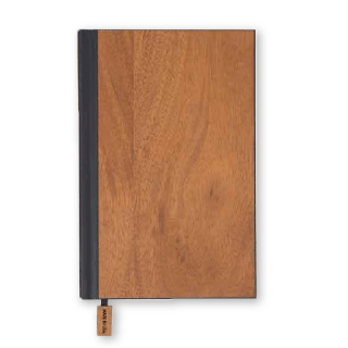 Custom Sustainable Notebook