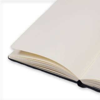 Custom Notebook with Plain Pages