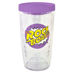 Tervis Purple 16 oz Tumbler with Lid