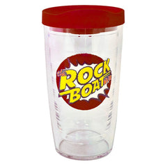 Tervis Red 16 oz Tumbler with Lid