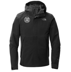 The North Face Men's Black Apex DryVent Jacket