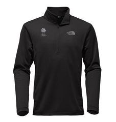 The North Face Men's Quarter Zip with Embroidered Park Logo