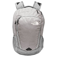 The North Face Mid Grey Dark Heather and Mid Grey Connector Backpack