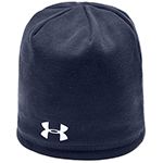 Create custom Under Armour beanies and winter hats for the whole company today with Merchology