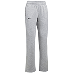 Keep your team comfortable while working from home with custom Under Armour womens sweatpants and joggers