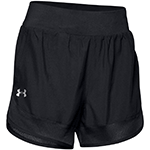 Print or embroider your company logo on custom Under Armour shorts for women with Merchology