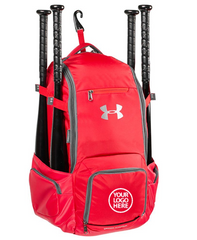 Under Armour Red Team Shutout Backpack