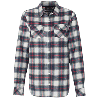 Custom Casual Flannel Shirts for Women