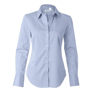 Custom Cotton Dress Shirts for Women