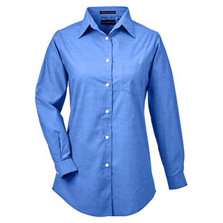 Custom Dress Shirts with Pockets for Women