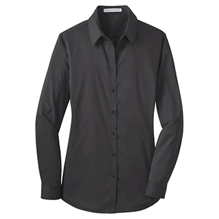 Custom Poplin Dress Shirts for Women