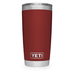YETI Brick Red Rambler-20 oz. Tumbler