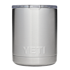 YETI Lowball Stainless Steel Tumbler Cup