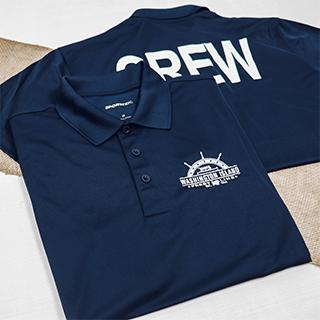Custom Yacht Crew Uniform Jacket