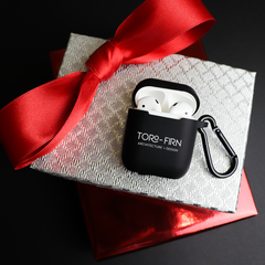 Custom AirPods Case with Printed Company Logo